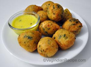 Methi Gota Recipe